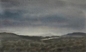 Hestsfjall og Þjórsá