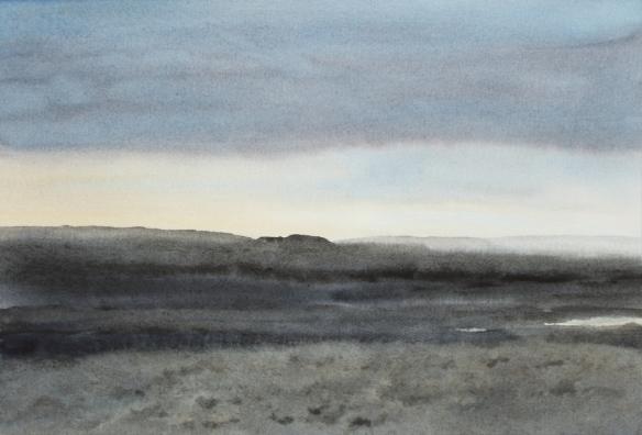 Á Þjórsárbökkum 26x38 2015