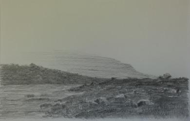 Í hlíðinni út með Loðmundarfirði I vef2