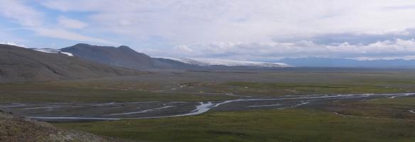 Panorama af Nautöldu