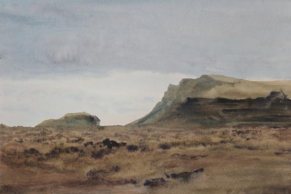 Orrustuhóll og Þverárnúpur 25x37 2018